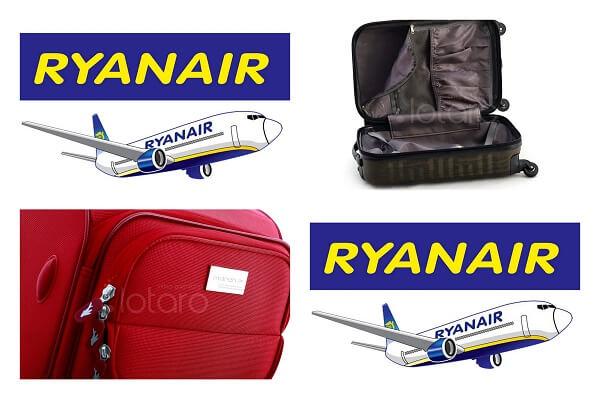 Ryanair bagaż podręczny